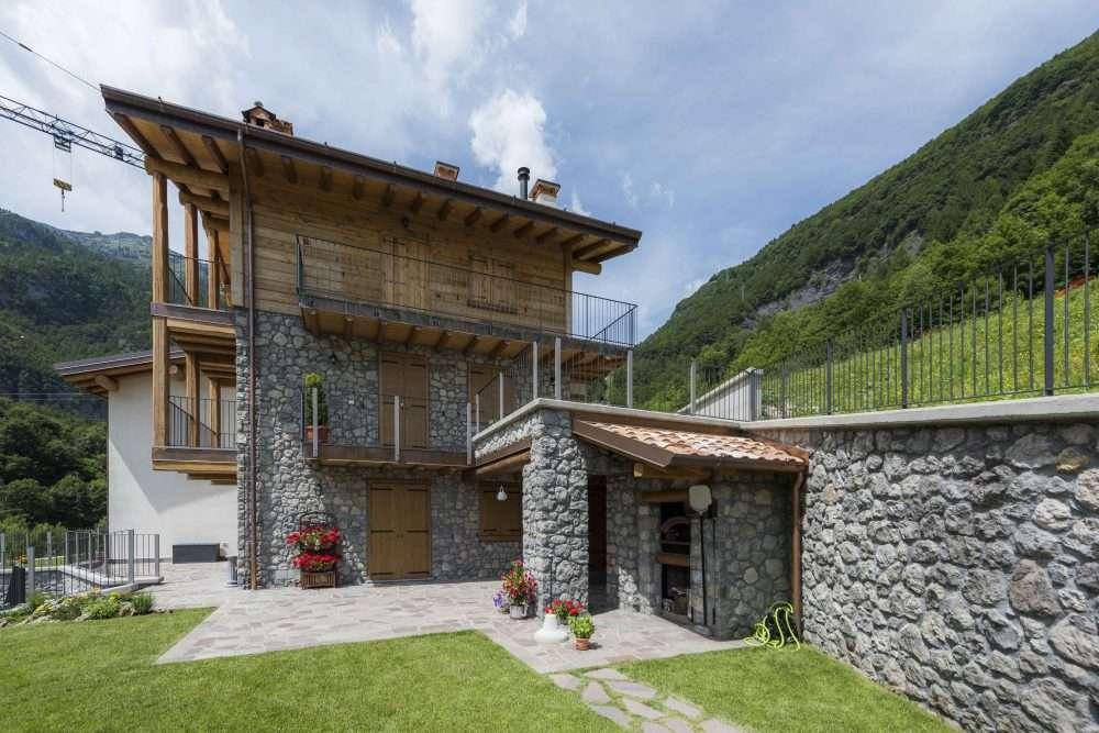 Casa in montagna