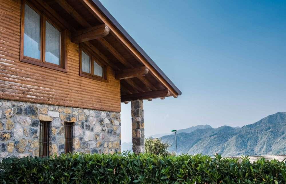 Seconda casa in montagna
