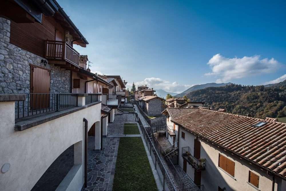 Comprare casa in montagna